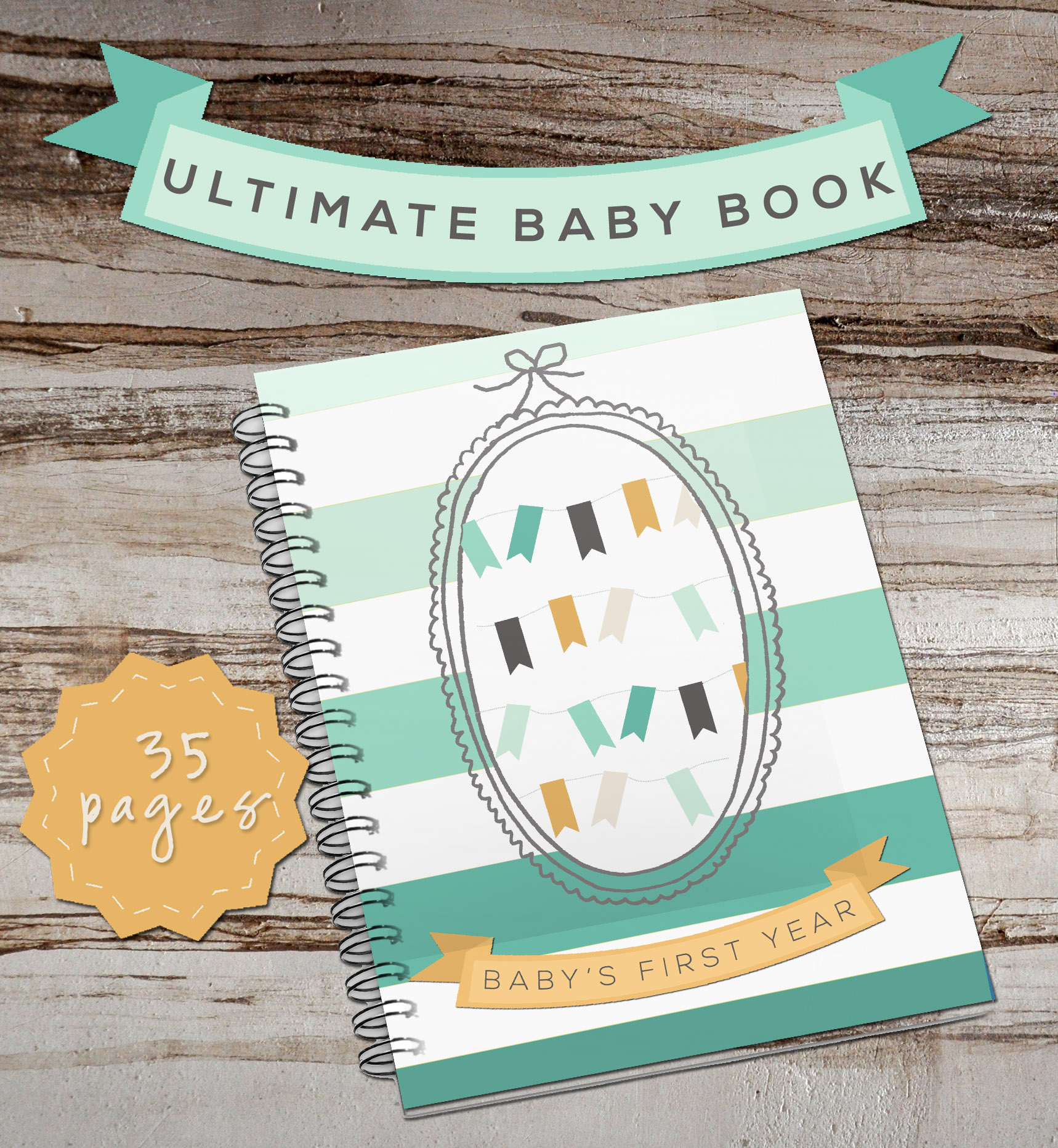 Ultimate Baby Book