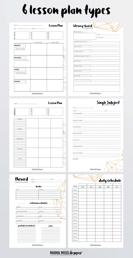 Get the ultimate planning tool in this homeschool planner to create an amazing 2016/2017 homeschooling year!! Build a custom homeschool planner or binder that works for your homeschool classroom.