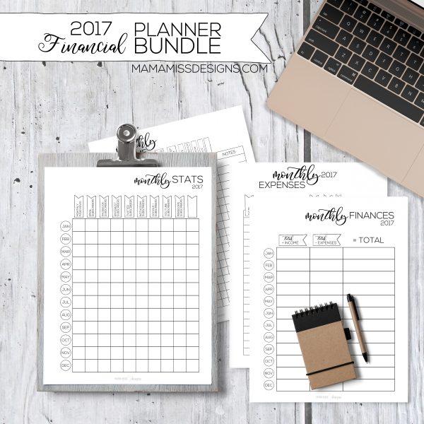 2017 Financial Planner Bundle