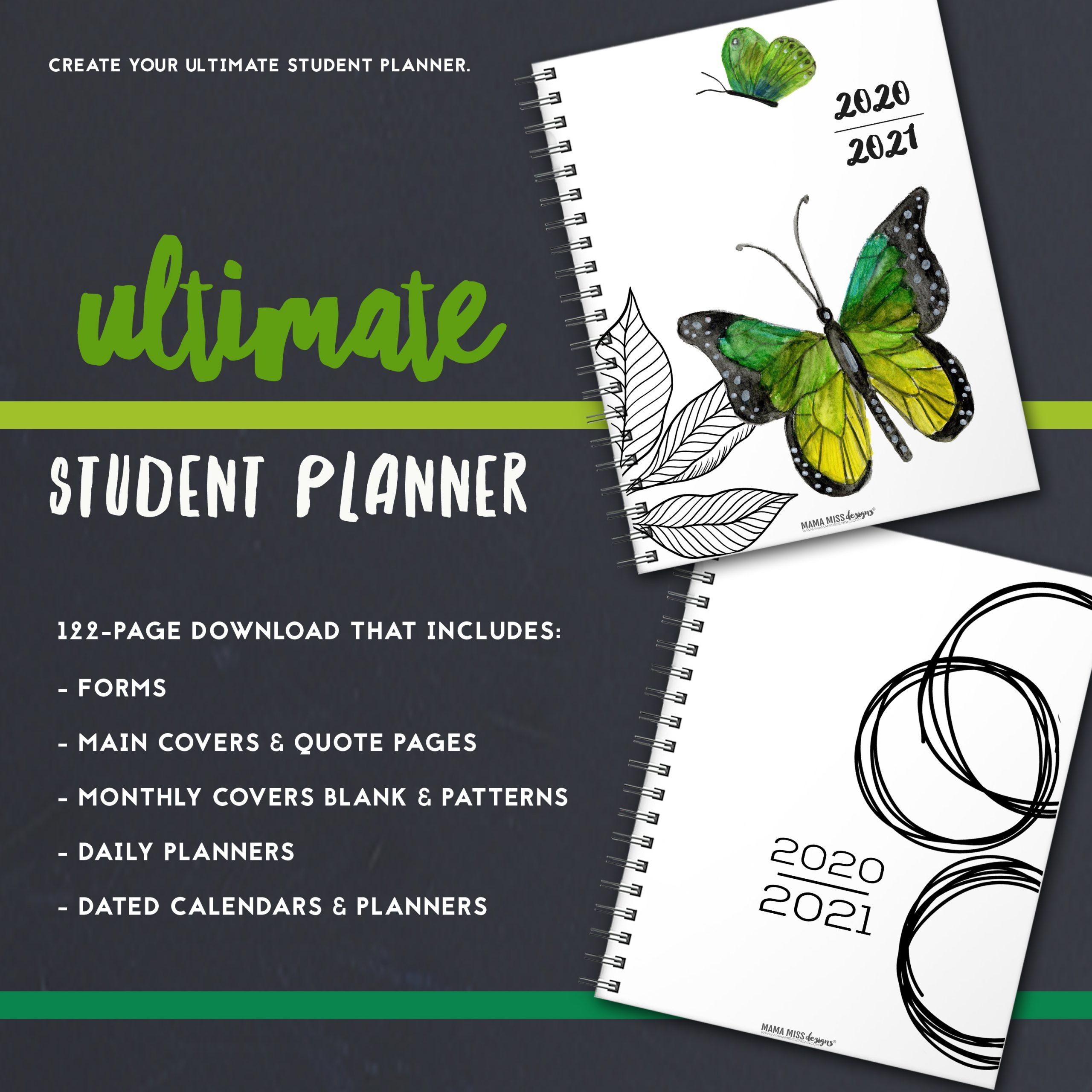 student planner